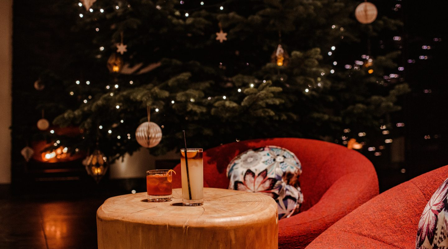 Experience an adult-only festive escape